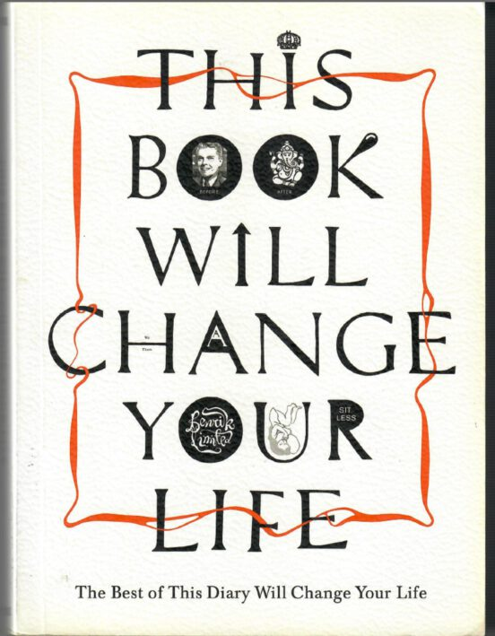 Bookcover change your life